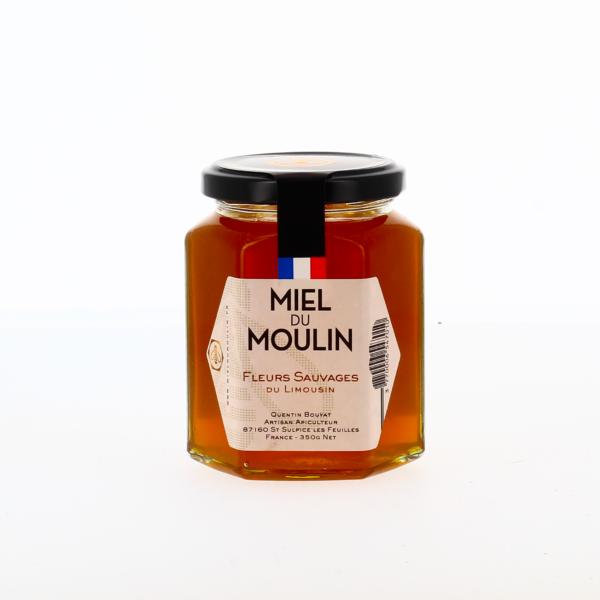 Miel fleurs sauvage du Limousin
