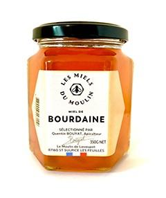 Miel de Bourdaine 350g